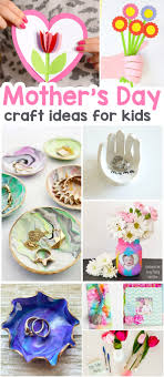 Wonderful Mothers Day Crafts For Kids