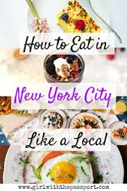 Places To Eat In New York For Cheap