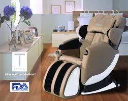 Cozzia Massage Chair 16027 by Tenive Full Body Zero Gravity Shiatsu Massage Chair Recliner W