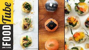 dining canapes recipes easy canapes cooking