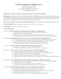 Sample Travel Agent Resume Related Post Manager