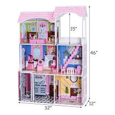 Barbie Dreamtopia Portable Castle Dollhouse BIG W