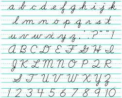 Best 25 Letters in cursive ideas on Pinterest