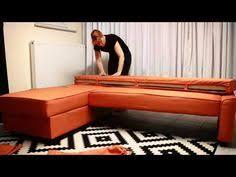home sweet apartment with ikea friheten sofa in deep pink fun rug