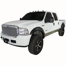 Amazon.com: E-Autogrilles 18290 Black Fender Flare (99-07 Ford F-250 ... 42008 Ford F150 Riveted Fender Flares By Rough Country Youtube Pocket Style Flare Set Of 4 Oe Matte Black 20934 Bushwacker 2092702 Max Coverage Pocketstyle 02014 Raptor Svt Bushwacker 19992007 F350 Front And Generic Body Side Molding Trim 0408 Reg Cab Short Bed 52017 Oestyle 2093702 Ranger Mki Set 0914 Raptorstyle Extafender Rear Stampede 84142 Ruff Riderz Smooth Pc