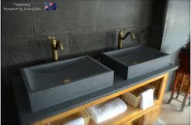 Drop In Bathroom Sink With Granite Countertop by Smart Ideas Granite Bathroom Sinks Blue Pearl Vanity Built In Sink