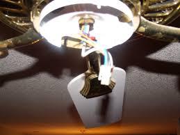 Hampton Bay Ceiling Fan Motor Wiring Diagram by Installing Westinghouse Light Kit On Hampton Bay Fan The Home