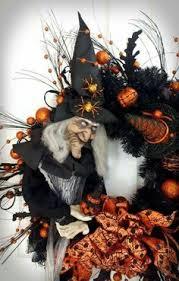 Grandin Road Halloween Wreath by Last One Zombie Mesh Wreath Halloween Wreath Scary Wreath