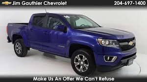100 Used Trucks Colorado Jim Gauthier Chevrolet In Winnipeg 2016 Chevrolet Cars