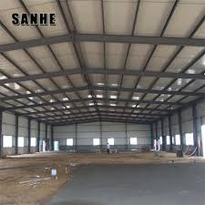 100 Warehouse Houses China Prefabricated House In Algeria Steel Structure For