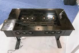 Lian Li Computer Desk by Li Shows Dual System Dk 05 Desk