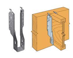 Simpson Decorative Joist Hangers by Simpson Strong Tie Ius1 81 9 5 Face Mount I Joist Hangers Box Of 25