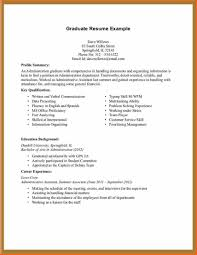 Inspirational Job Resume Examples No Experience 8 Sample College And Work For Highschool Students