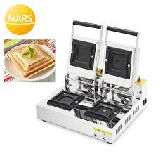 220 v 110 v waffeln eisen sandwich maker maschine heißer drücken toaster elektrische kuchen brot tasche toast maschine