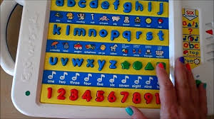 vtech smart alphabet picture desk talking vtech smart alphabet desk learn phonics