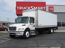 100 24 Box Truck 2014 FREIGHTLINER M2 106 FT BOX VAN TRUCK FOR SALE 11389