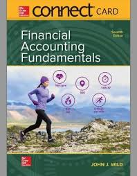 Connect Access Card For Financial Accounting Fundamentals