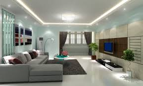 wall painting living room modern paint colors orange grey ideas