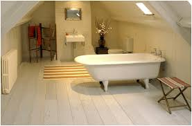 what is the best flooring for small bathroom