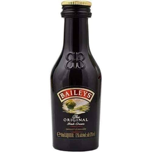 Baileys Original Irish Cream Liqueur Whiskey Miniature - 5cl