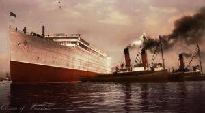 Roblox Rms Olympic Sinking by The Edmund Fitzgerald By Rms Olympic On Deviantart