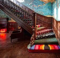 l idée déco du samedi des marches d escalier toutes différentes