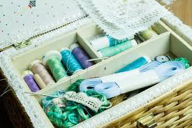 photo gallery of sewing tools and equipment
