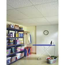 2x2 Sheetrock Ceiling Tiles by Fifth Avenue Square Edge Mineral Fiber Ceiling Tile 280 Do It Best