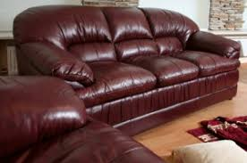 Getting Rid of That New Leather Sofa Smell