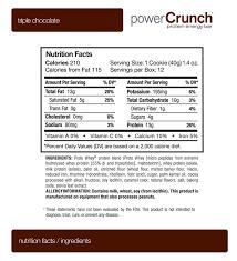 Power Crunch Bar A Try Advertisements