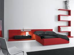 interesting bedroom ideas black and red grey to design decorating
