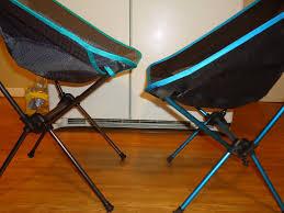 Helinox Vs Alite Chairs by Helinox Chair One Vs Travelchair Joey Adventure Rider