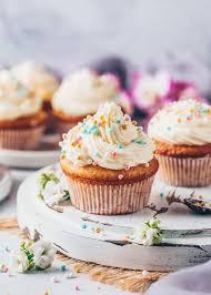 vegane vanille cupcakes