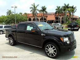 2010 Ford F150 Harley-Davidson SuperCrew 4x4 In Lava Red Metallic ...