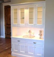 Dining Room Sets With Hutch And Buffet Cabinets White Mirrored