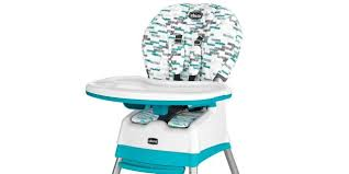 Evenflo Fold High Chair by Evenflo Symmetry Elite High Chair Review