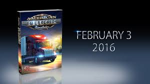 SCS Software's Blog: American Truck Simulator Release Date