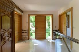 fireplace with terrace heated pool sauna hammam and