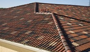 clay tile roof repair cost types of tiles pdf different with