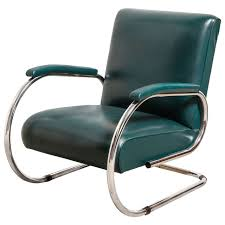 Tubax Streamline Lounge Chair At 1stdibs