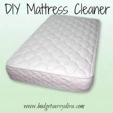 How to Make Homemade Mattress Cleaner