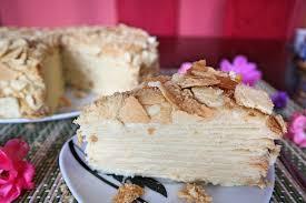 napoleon torte rezept für beliebten russischen kuchen