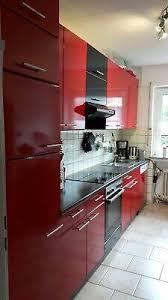 küchenzeile mit elektrogeräten geb raucht für selbstabholer