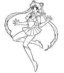 Full Size Of Coloring Pagessailor Moon Pages Sailor Usagi