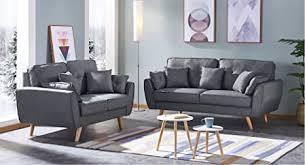 moloo otto gemeinsam sofas feste 3 2 sitzer stoff grau