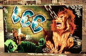 Most Famous Mural Artists by 10 Most Famous Graffiti Artists In The World Learnodo Newtonic