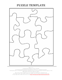 10 Piece Jigsaw Puzzle Template Images Puzzles Games Free 8 Gallery