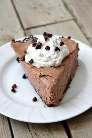 easy no bake dessert recipes no bake nutella pie recipeboy