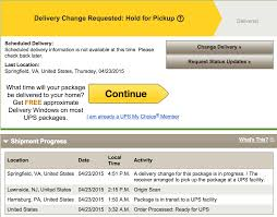 UPS Delivery Change Request (Hold For Pickup) | MacRumors Forums Track Ups Truck Best Image Of Vrimageco You Can Now Track Your Ups Packages Live On A Map Quartz Lets You For Real An Actual The Verge Train Collides With In Stilwell Fort Smithfayetteville Tracking Latest News Images And Photos Crypticimages United Parcel Service Inc Nyseups Saga Continues How Nascar 2006 Total Team Control Youtube To Pay 25m False Delivery Claims Is Rolling Out Services Real Time Fortune Amazon Threat Tries Its Own Deliveries Wsj Drivers Are Making Deliveries Uhaul Trucks Business Insider