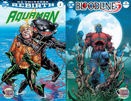 The Weekly Spotlight Welcomes Reggie For His First Appearance And He Joins Eric Jim To Discuss Aquaman 2 Bloodlines 4 If You Like What Hear